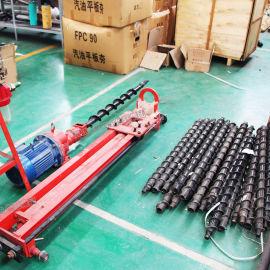 YQ80潜孔钻机 电动全风动潜孔钻机厂家直销