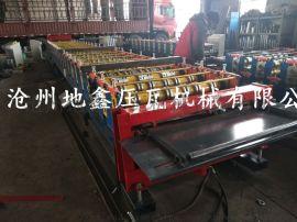 定做楼面钢承板压型机 楼承板压瓦机 楼层板机器