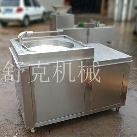 商用自动液压式灌肠机不锈钢米肠灌装机