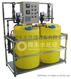 智能一体化全自动加药装置锅炉循环水处理药剂投加装置