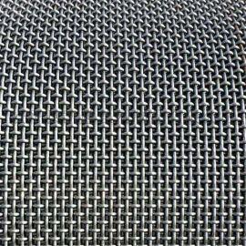 供应广东筛网不锈钢轧花网编织网异型轧花网