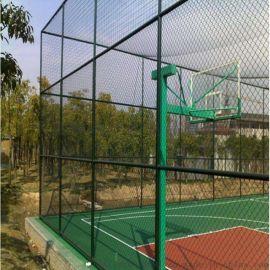 室外篮球场安全围栏A巴州室外篮球场安全围栏厂家定制