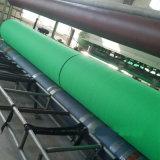 河南鄭州土工布便宜 綠色土工佈防塵用土工布現貨