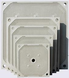 配套压滤机滤板