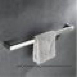 304不鏽鋼毛巾杆單杆 衛生間衛浴五金掛件