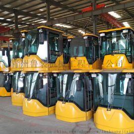 青州市鲁装工程机械装载机配件轮胎成品定制