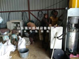 全自动大豆圆饼榨油机设备价格