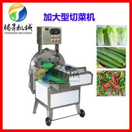 不锈钢大型切菜机 地瓜梗切段切粒机