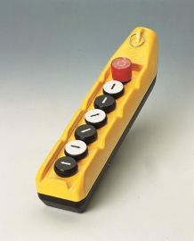 意大利GG防水按钮盒(单排7孔)