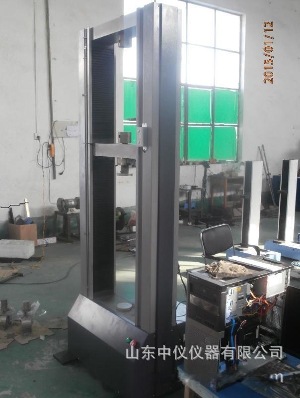 电脑控制高精度电子拉力试验机  金属材料拉力机 万能试验机