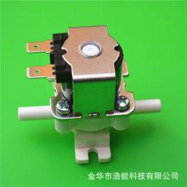 控制阀净水器饮水机阀厂家直销质量优小型化二孔定位二分快插
