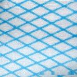 供應多種人造絲滌綸菱形印花清潔抹布_揩布直接廠家