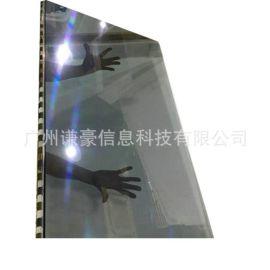 厂家推荐46寸透明屏触摸屏橱柜 OLED透明屏 自发光