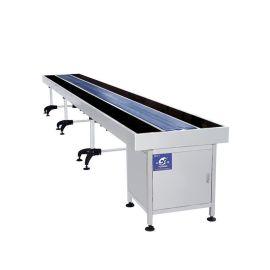 厂家定制 生产线输送工作台 自动输送分拣10米流水线工作台可开票