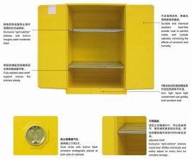60加仑工业防爆柜-安全柜