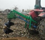 拖拉机带树坑机   兴农挖树坑机