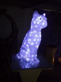 提供 LED灯饰 猫 家庭装饰灯家用照明 吊灯 吸顶灯 落地灯