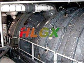 化工行业反应釜可拆卸保温套