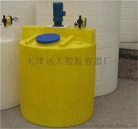 北京5吨塑料储药箱,5立方耐酸碱储药箱