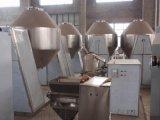 涤纶色母专用双锥回转真空干燥设备