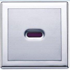 暗装埋入式小便冲水器不锈钢面板Y006