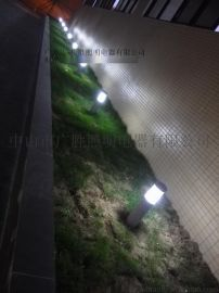 優質廣萬達牌LED草坪燈效果GWD--CPD09W