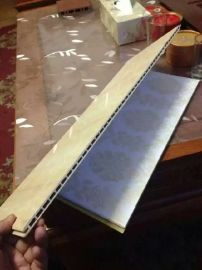 PVC木塑集成墙面设备 集中墙板生产线 PVC木塑门生产线机器设备