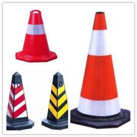 批發路錐,塑料路錐圓錐方錐橡膠路錐
