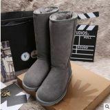 經典款5815澳洲皮毛一體高筒真皮保暖雪地靴女正品 一件代發