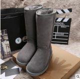 经典款5815澳洲皮毛一体高筒真皮保暖雪地靴女   一件代发