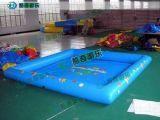 公园沙池 广场儿童海洋球池 加厚充气游乐园决明子沙池