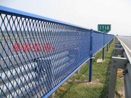 山西临汾高速公路防眩网_浸塑钢板网_扩张网