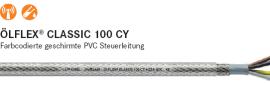 LAPPKABEL OLFLEX CLASSIC 100 CY控制电缆