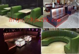 北京KTV沙发翻新,KTV歌厅沙发维修,迪厅沙发换面厂家