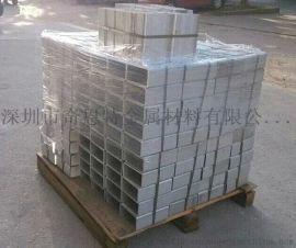 超大口径铝方管 6063铝方管 特硬铝方管