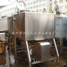 温州江波不锈钢高剪切乳化机高速乳化罐
