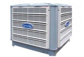 东莞科瑞莱KD18A工业环保空调厂家大量供应厂房通风降温设备