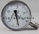 耐震压力表、西安鑫仪仪表厂