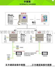 消防验收检查电梯无线对讲 无线五方对讲 电梯维保**无线对讲