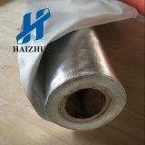 高温套管蒸汽管电子厂专用 铝箔防火布 工厂现货