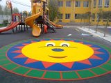 专业施工儿童乐园、幼儿园epdm橡胶地面