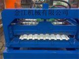 我公司生产高配置800型卷帘门压瓦机设备 彩钢瓦设备