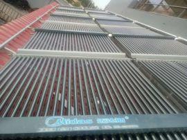 迈达斯太阳能集热工程联箱50支60支
