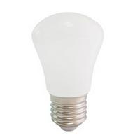 M60磨砂蘑菇灯泡 铜灯头