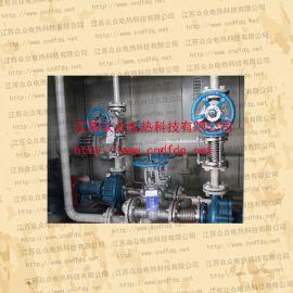 供应众众电热牌导热油电加热器