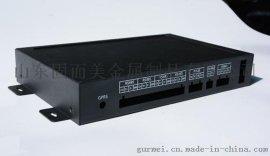 串口服务器外壳串口服务器铁壳 网络设备通讯设备外壳