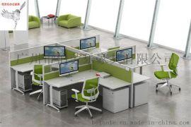 组合屏风办公桌,屏风办公桌电脑桌