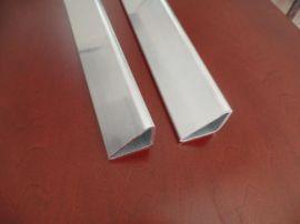 厂家直销6063T5三角铝型材