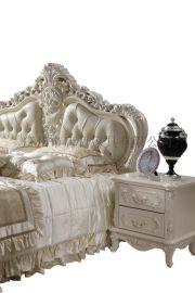 唐哲家具 实木家具 法式家具 床头柜001