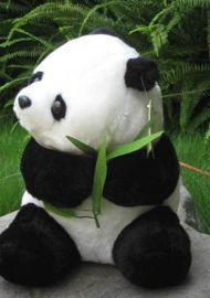毛绒玩具熊猫系列 可来图定制开发